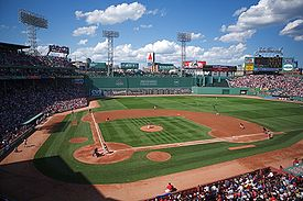 Senior Citizens Travel - Boston Massachusetts - Fenway Park