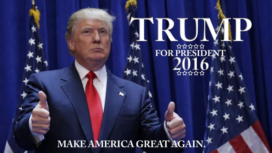 Vote Trump! Make America Great Again!