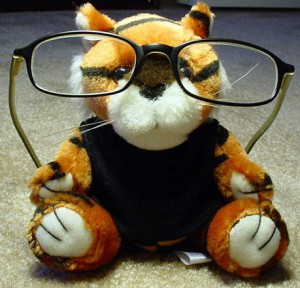 Professor Tiger