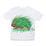 Kids Print Over-all T Shirt